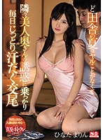 [ENGSUB]SSIS-030 There is Nothing To Do In The Countryside During The Summer So I Had Sweaty Sex With The Seductive Beautiful Wife Next Door Every Day Marin Hinata