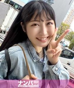 200GANA-2471 マジ軟派、初撮。 1624 渋谷に買い物に来た現役JD…ひょいひょいホテルに着いてきてすぐに体を許す奔放っぷり!本当はナンパ待ちだったな!?敏感オマ○コを責められ全身ガクガクで外イキ中イキ連発!