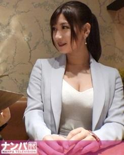 200GANA-2472 マジ軟派、初撮。 1626 巨漢男優の大食いチャレンジを応援してくれた美人受付嬢をホテルへ連れ込み!ほろ酔いの彼女へふざけてチ○ポを差し出すと笑いながらも手コキしてくれて…あらゆる体位で揺れまくるデカパイに釘付け!