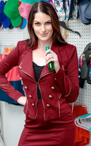 Shoplyfter Mylf - Aria Khaide - Celebrity's Cavity Search