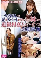6000Kbps FHD IMO-009 一人暮らしの兄のアパートに訪ねてきた妹との近親相姦わいせつ盗撮映像