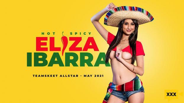 Team Skeet Allstars - Eliza Ibarra - Hot Wings And Spicy Things