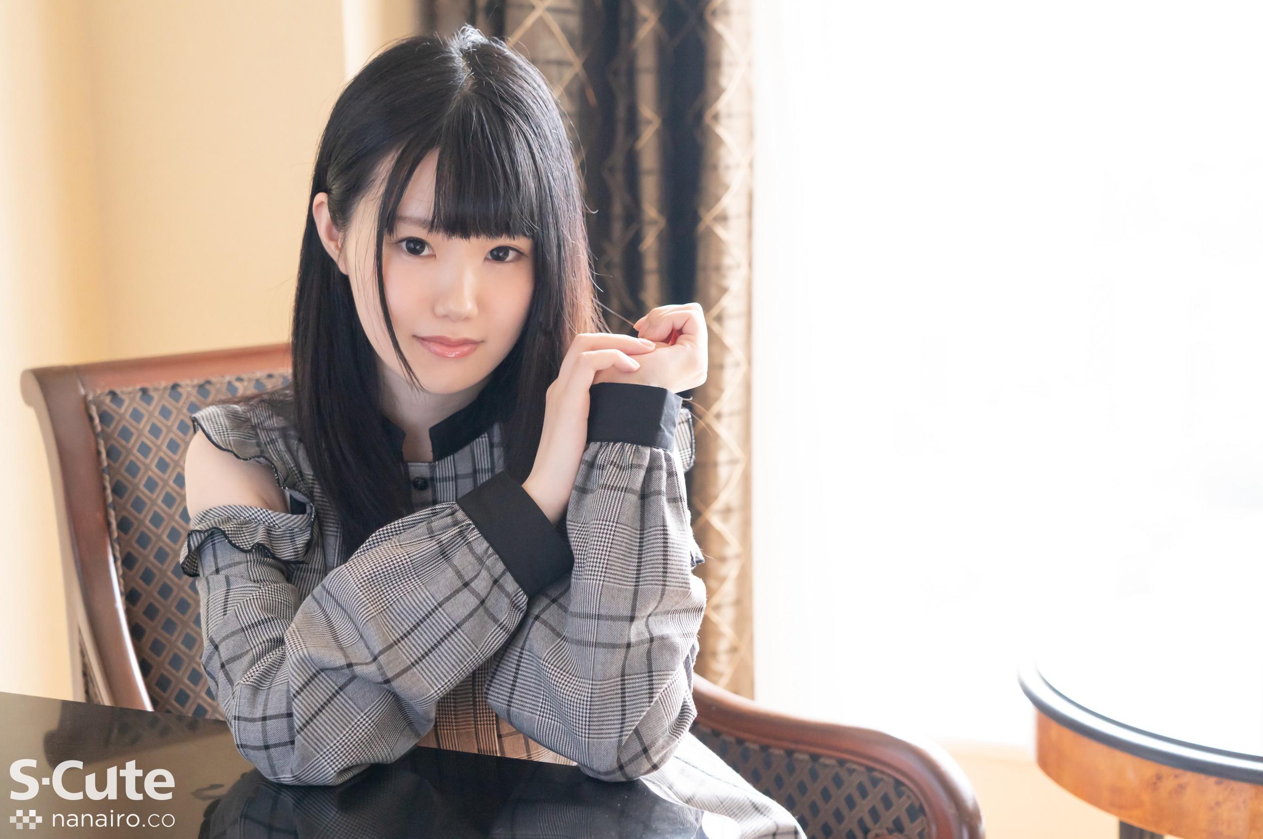 S-Cute tat_077 黒髪制服美少女と中出しハメ撮りH/Risa