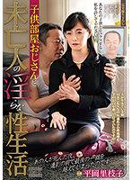 MDVHJ-035 子供部屋おじさんと未亡人の淫らな性生活 平岡里枝子