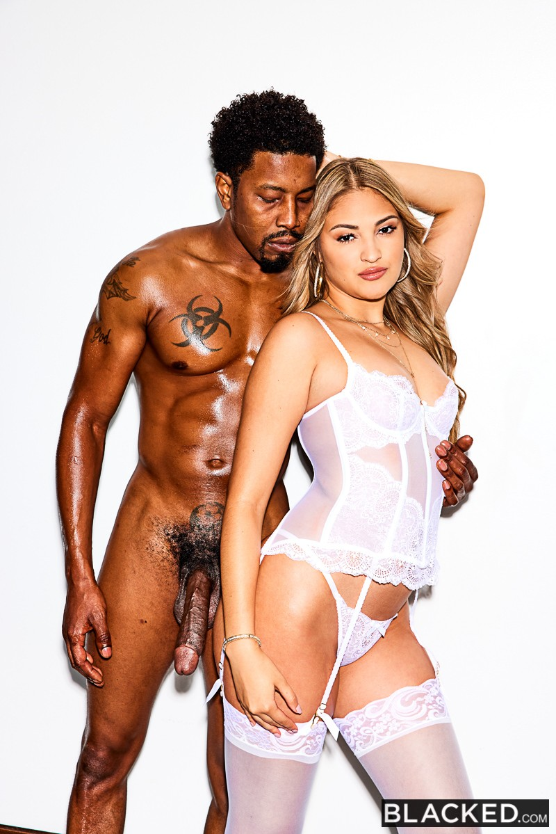 Blacked - Gizelle Blanco - Limits Of Control